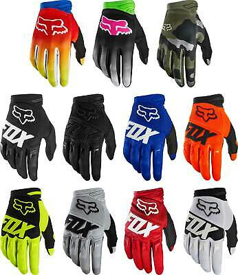 Fox Racing Dirtpaw Gloves - MX Motocross Dirt Bike Off-Road ATV MTB Mens Gear Road Race Motorcycle