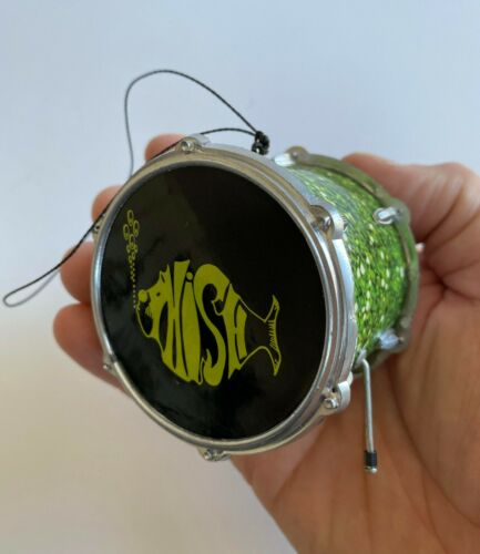 "Phish Jon Fishman Drum Ornament 2.5"" Christmas Ornament"