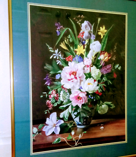 """""""Sping bouquet"""" Picture Frame"""