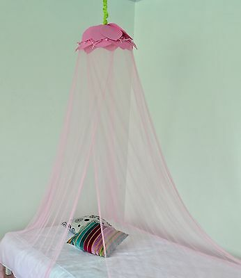 lotus leaf top bed canopy mosquito net