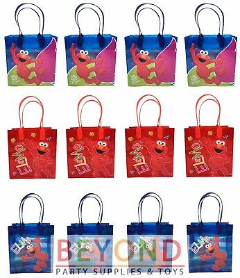 Elmo Party (Elmo Goody Bags, Elmo Party Favor Goodie Bags Gift Bags Birthday)