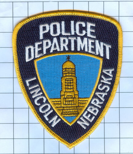 Police Patch - Nebraska - Lincoln