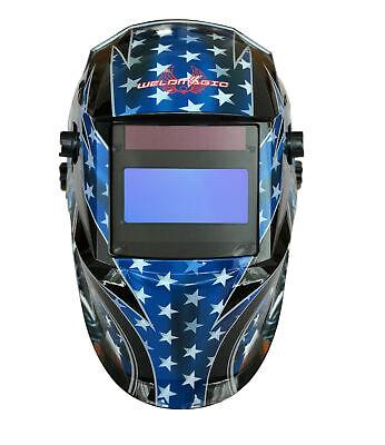 Variable 8-13 Coplay-Norstar Series 3-850 Welding Helmet
