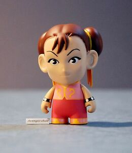 Street-Fighter-KidRobot-Mini-Figures-Chun-Li-Red-1-20-Rarity