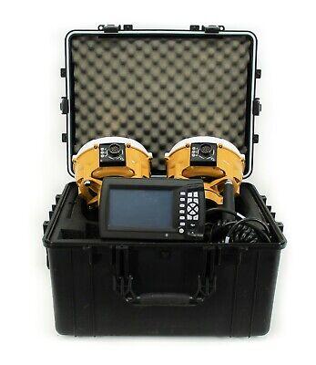 Cat Dual Ms995 Gcs900 Receiver Kit W Trimble Cb460 Full Autos Display