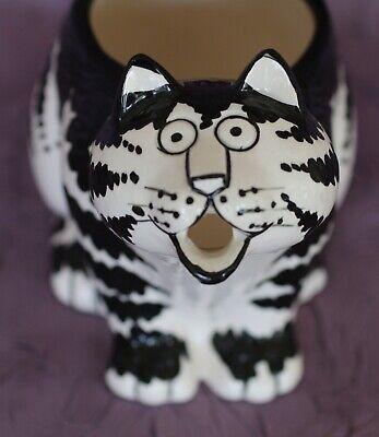 VINTAGE B KLIBAN CAT CREAMER - SIGMA TASTE SETTER MADE IN JAPAN EXCELLENT