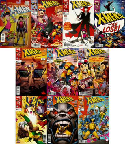 MARVEL COMICS - X-MEN