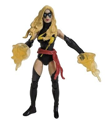 "Marvel Universe Ms. Marvel 3.75"" inch Action Figure LOOSE #022 Warbird Hasbro"