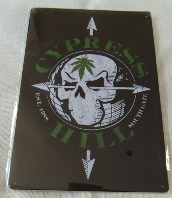 *New Design* Cypress Hill Poster Style Wall Hanging