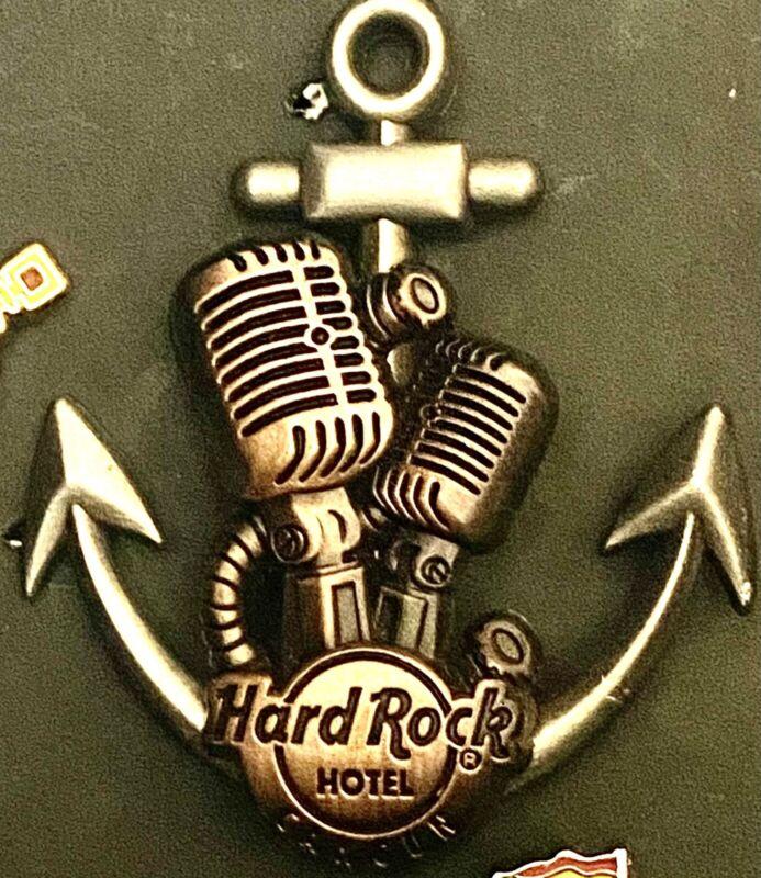 Hard Rock Cafe Cancun Anchor Pin