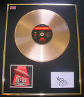 Autographed Led Zeppelin Memorabilia