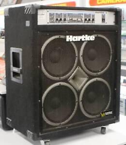 Hartke VX3500 Bass Combo Amplifier Nerang Gold Coast West Preview