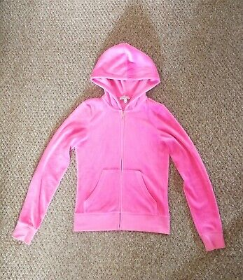Juicy Couture Pink Tracksuit Hoodie Women's Size S