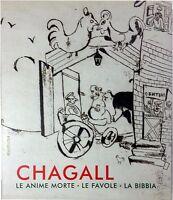 Chagal Fiaba E Destino - Le Anime Morte Le Favole La Bibbia Mostra Milano 2003 -  - ebay.it