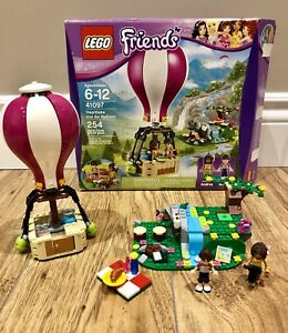 LEGO FRIENDS set 41097 Heartlake Hot Air Balloon $25