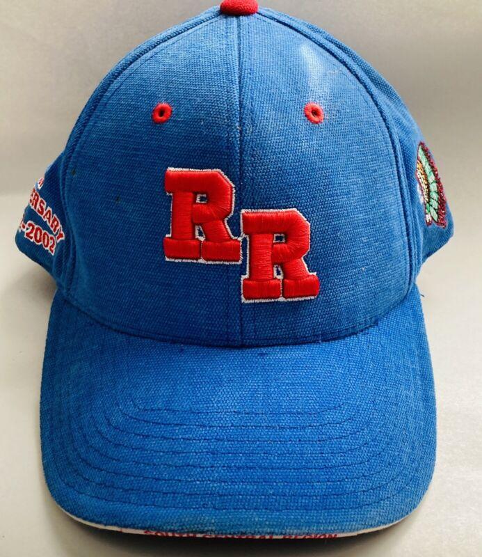 ROYAL RANGERS Adjustable Vintage Cap Hat Pow Wow 2002 40th Anniversary