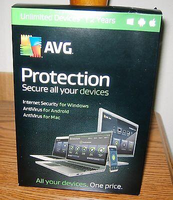 Антивирусная программа AVG Protection Internet &