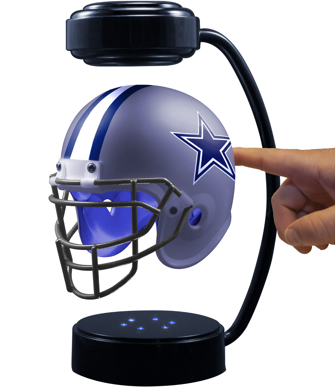 fc99932c Details about NFL Hover Helmets - Every Team Available -Floating Mini  Football Helmet Replica