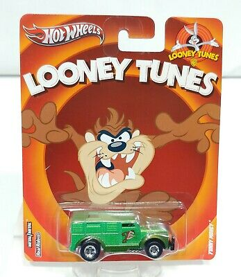 Hot Wheels Pop Culture Looney Tunes Funny Money Real Riders