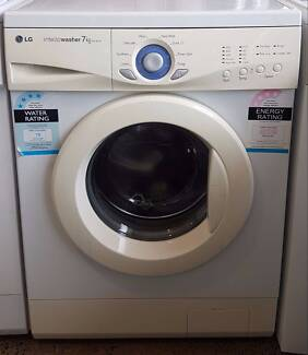 lg wd 8015c 7kg front loader good condition washing machines rh gumtree com au