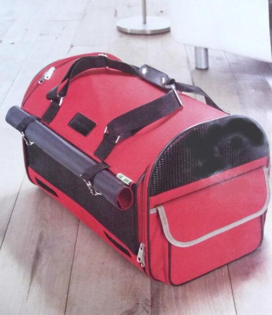 Hunde Katzen komfortable Transporttasche, ca 49 x 29 x 34 cm NEU,OVP