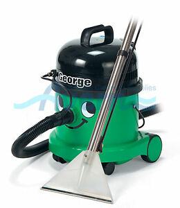 Numatic George Multi Purpose Vacuum Cleaner | Carpet | Upholstery | Dry | Wet