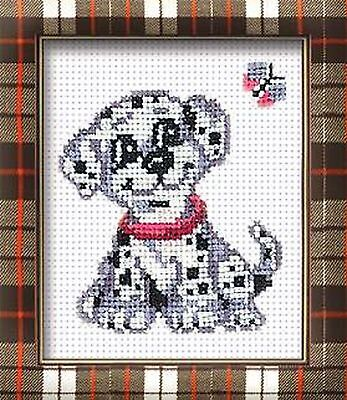 (RIOLIS 150 Dalmatian Embroidery counted)