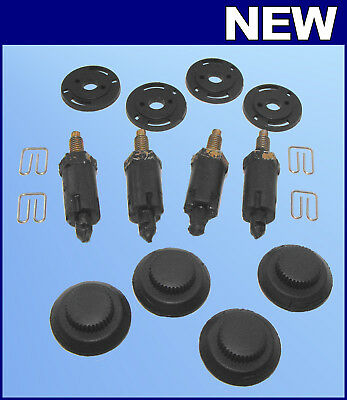 Diesel Engine Top Cover Securing Kit - Citroen Xsara Picasso, C5, Berlingo, C8