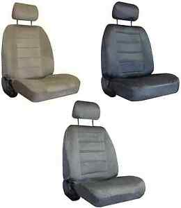 for 2003 2013 subaru forester 2 velour regal interwoven weave seat covers ebay. Black Bedroom Furniture Sets. Home Design Ideas