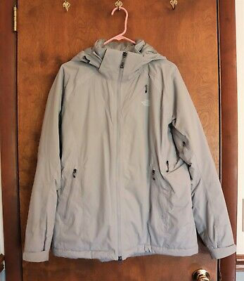 The North Face Gray Summit Series Coat Womens Size XL