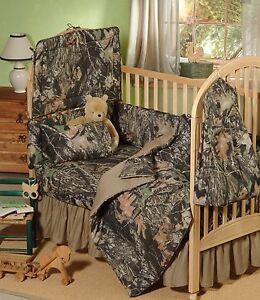 Mossy Oak Camo Baby Crib Ed Sheet Camouflage Toddler Bedding
