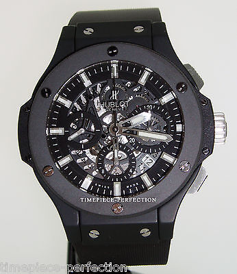 Hublot Big Bang Black Magic Aero Bang 44mm Skeleton Dial 311.CI.1170.RX