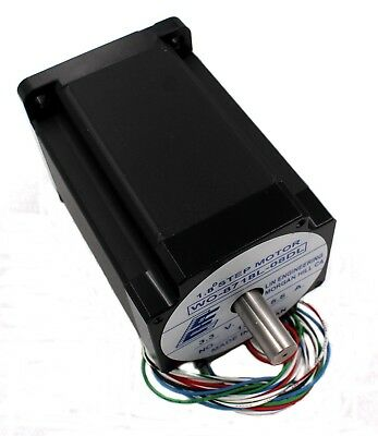 8718l-08dl - Nema34 Dual Shaft 2.0a Stepper Motor