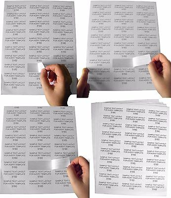 100 Sheets 3000 Labels Fba 1 X 2 58 Address Mailing Labels 30 Up 1 X 2.625