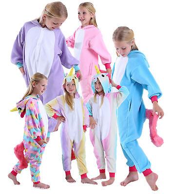 Kids Anime Costumes (Kids  Pajamas Kigurumi Cosplay Animal Pyjama Costumes Robe Onesi0 Jumpsuit)