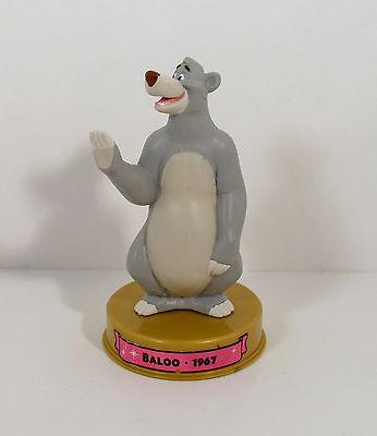 1967 Baloo Bear 100 Years Of Magic Disney 2002 McDonald's Figure Jungle Book