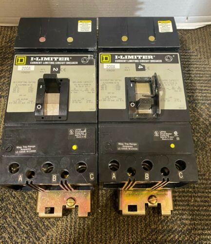 New Takeout KI36200  (200 Amp/ 600 Volt)  200k AIC