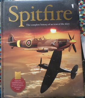 Spitfire Complete History of an Icon of the Skies Book