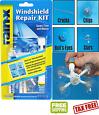 Auto Windshield Repair Kit Chips Crack Glass Resin Sealer Automotive Car Window