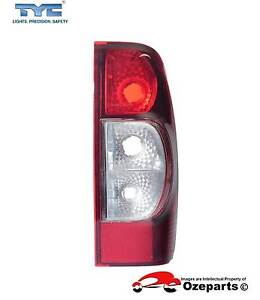 Holden Rodeo RA Ute 06~08 Right Tail Light Rear LX DX (Tinted) Dandenong Greater Dandenong Preview