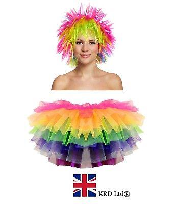 RAINBOW UNICORN TUTU COSTUME Halloween Pride Gay Pony - Gay Halloween