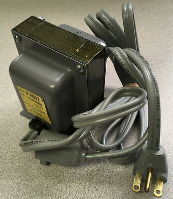 Stancor P-8632 200va 230-to-115 Volt Step Down Autotransformer With Plug Recep