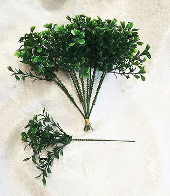 Flower Picks (12 Boxwood Picks 9