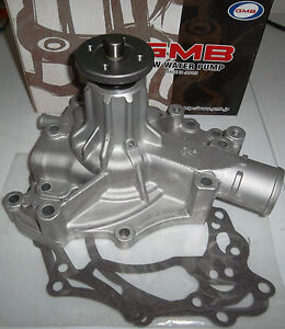 Ford Falcon Fairlane F100 Cleveland 302 351 V8 Water Pump Alloy GMB