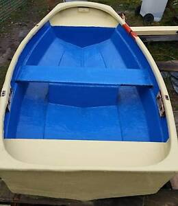 Fibreglass Dinghy/Tender Unfinished Project Southport Huon Valley Preview