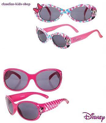 Disney' Minnie-Mouse, Sonnenbrille, pink, bunt, NEU