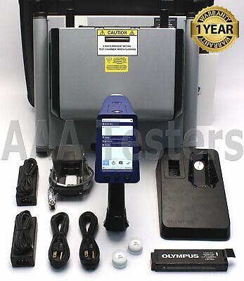 Olympus Vanta M Series Vmw Alloy Rohs X-ray Xrf Analyzer W 50kv Workstation