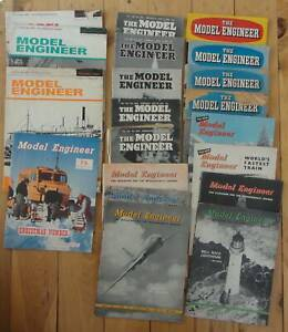 29 issues of Model Engineer magazine 1910 - 1965 Mitchell Gungahlin Area Preview