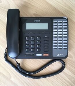 LG Phone System with 18 LG LDP-9030D phones - fully functional