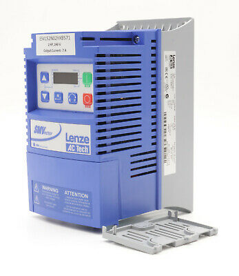 Variable Frequency Drive Vfd 2 Hp Max. 200240 V Single Or Three Phase Input